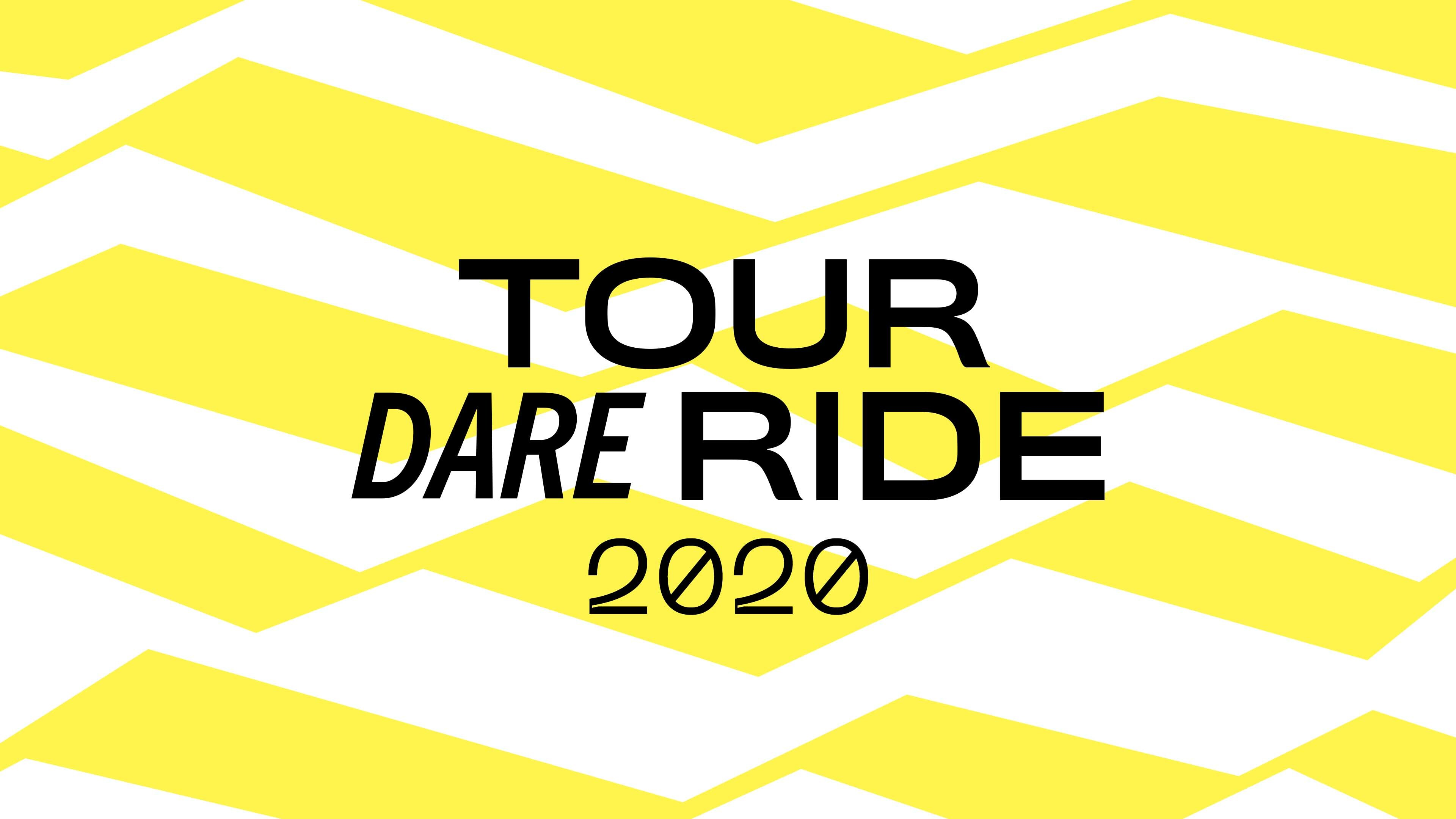 tour dare ride 2020